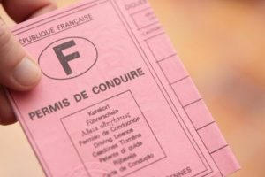 Permis de conduire - Suspension
