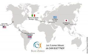 Zones bleues de Dan Buettner, Longévité