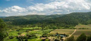 Sardaigne - Montagnes