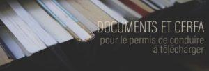 Documents et Cerfa à télécharger